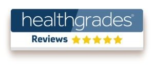 Leave a review on Healthgrades for Dr. Morgan