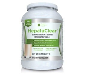 HepataClear is a Liver Detoxification Shake